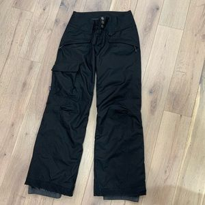 Patagonia women's snowpants new cond size small